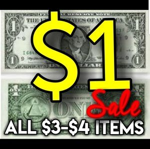 $1 CLOSET CLEAROUT SALE💥STARTS NOW💜MUST BUNDLE💜